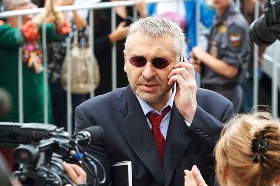 Mark Feygin