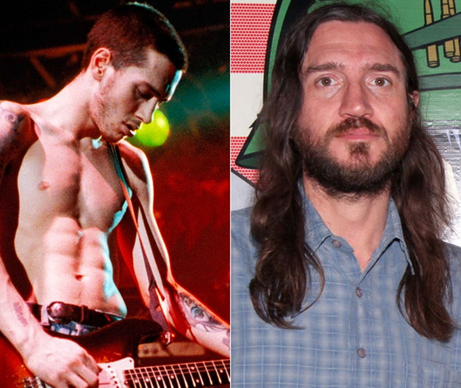 John Frusciante | 13 Rock Stars Who Disappeared | Rolling ...