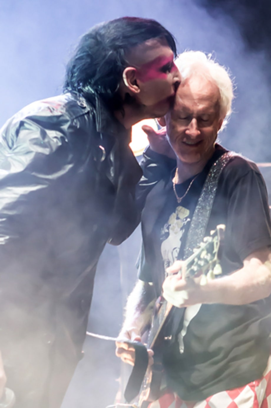 A Kiss From Manson