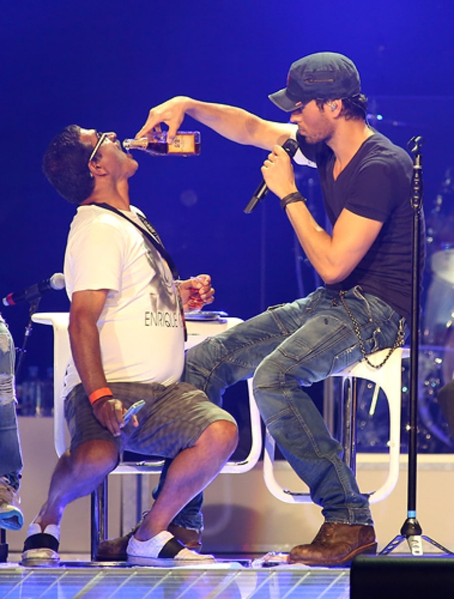 Drinkin' With Enrique