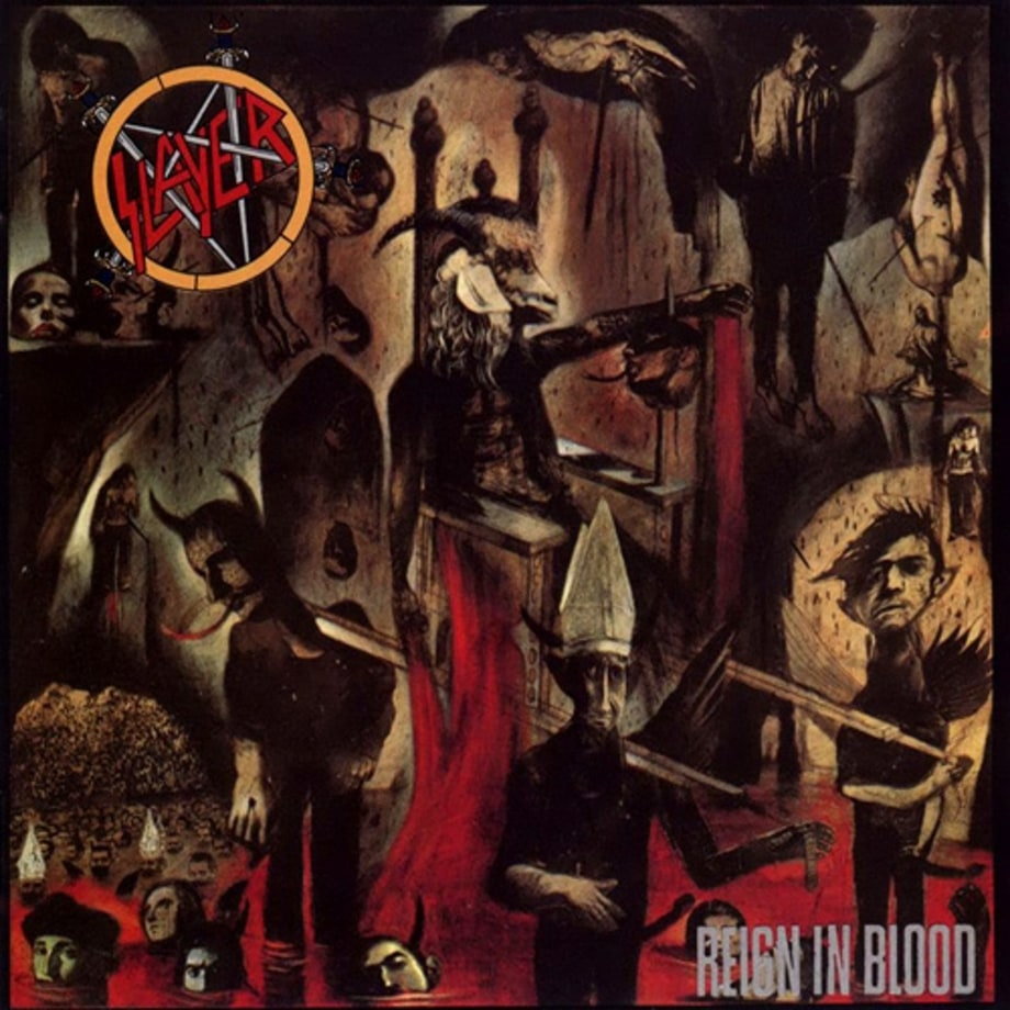 6. Slayer - 'Reign In Blood'