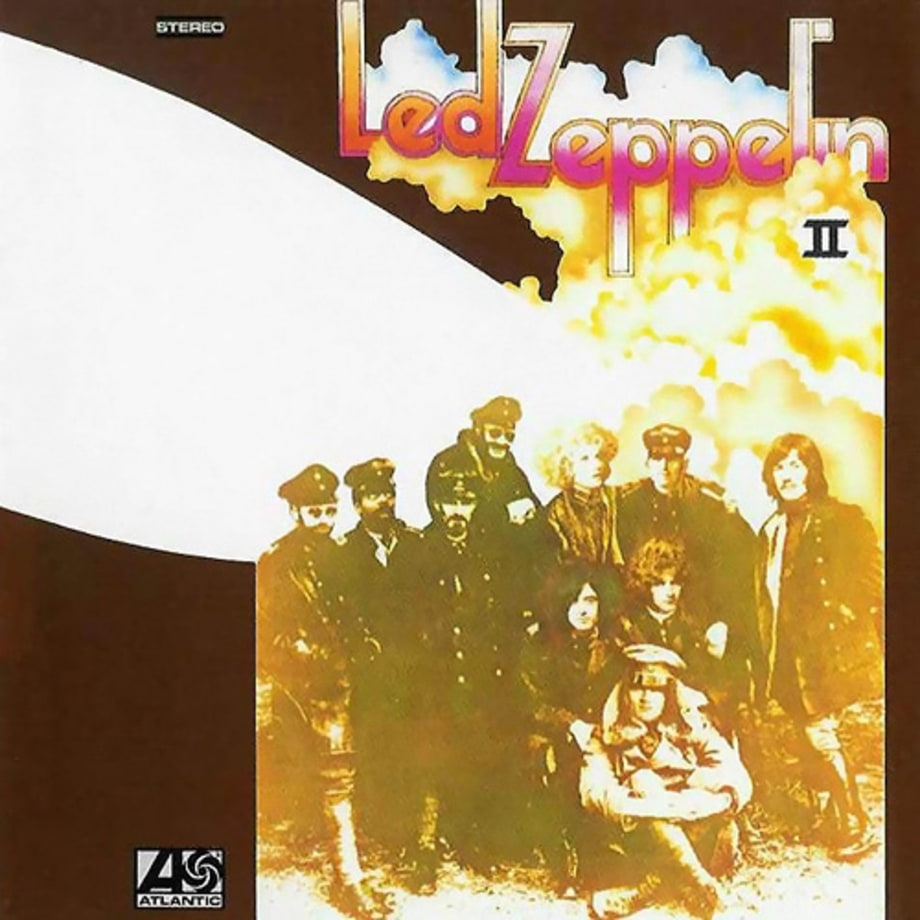 9. Led Zeppelin - 'Led Zeppelin II'