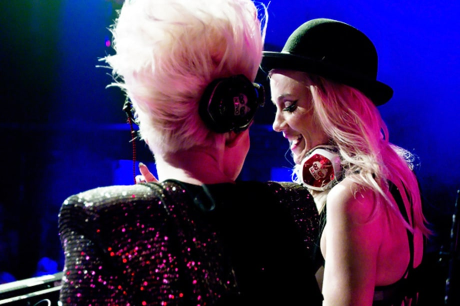 All Eyes on Nervo