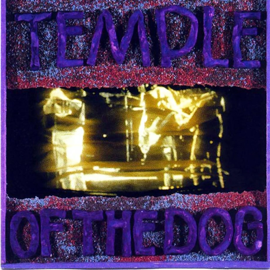 9. Temple of the Dog - 'Temple of the Dog'