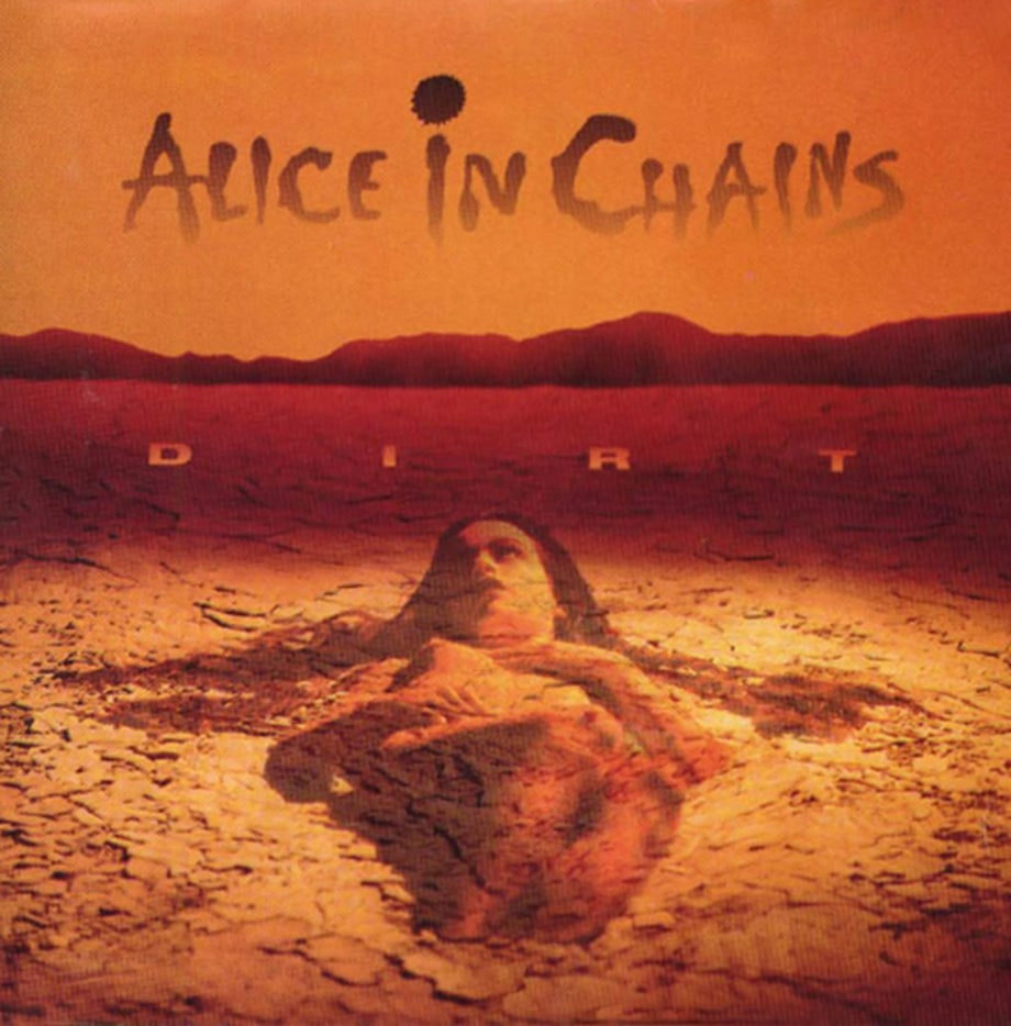 3. Alice In Chains - 'Dirt'