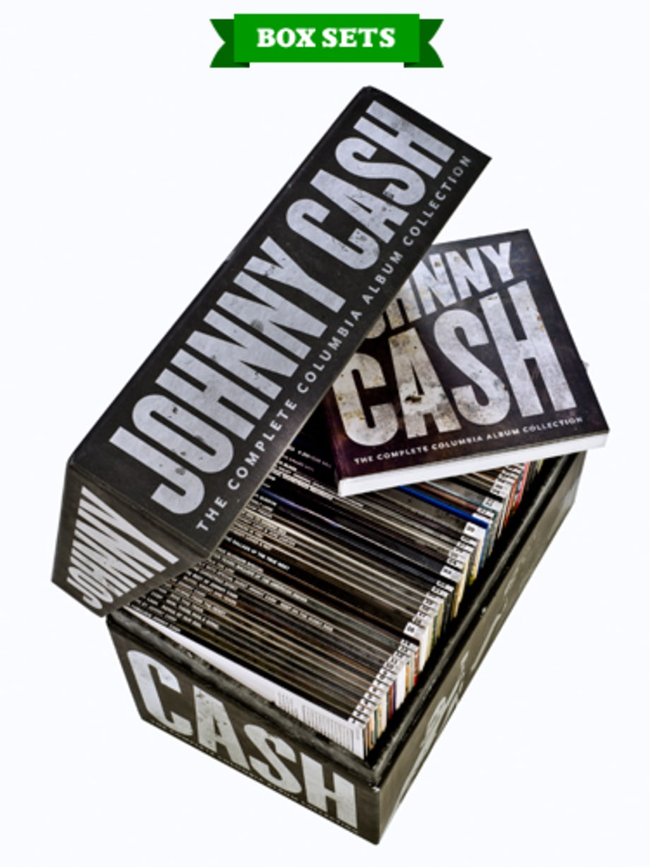 Johnny Cash, 'The Complete Columbia Album Collection'