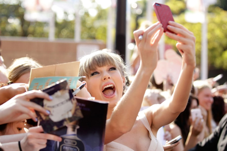Taylor and Her Fans