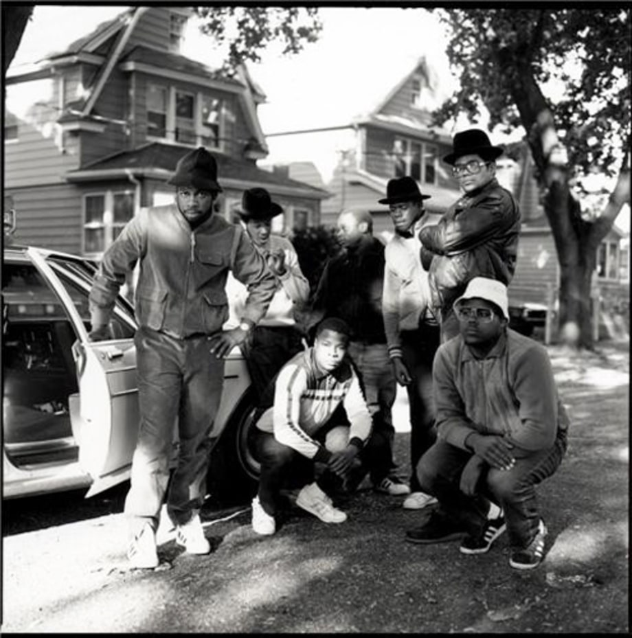 Run-DMC at Home