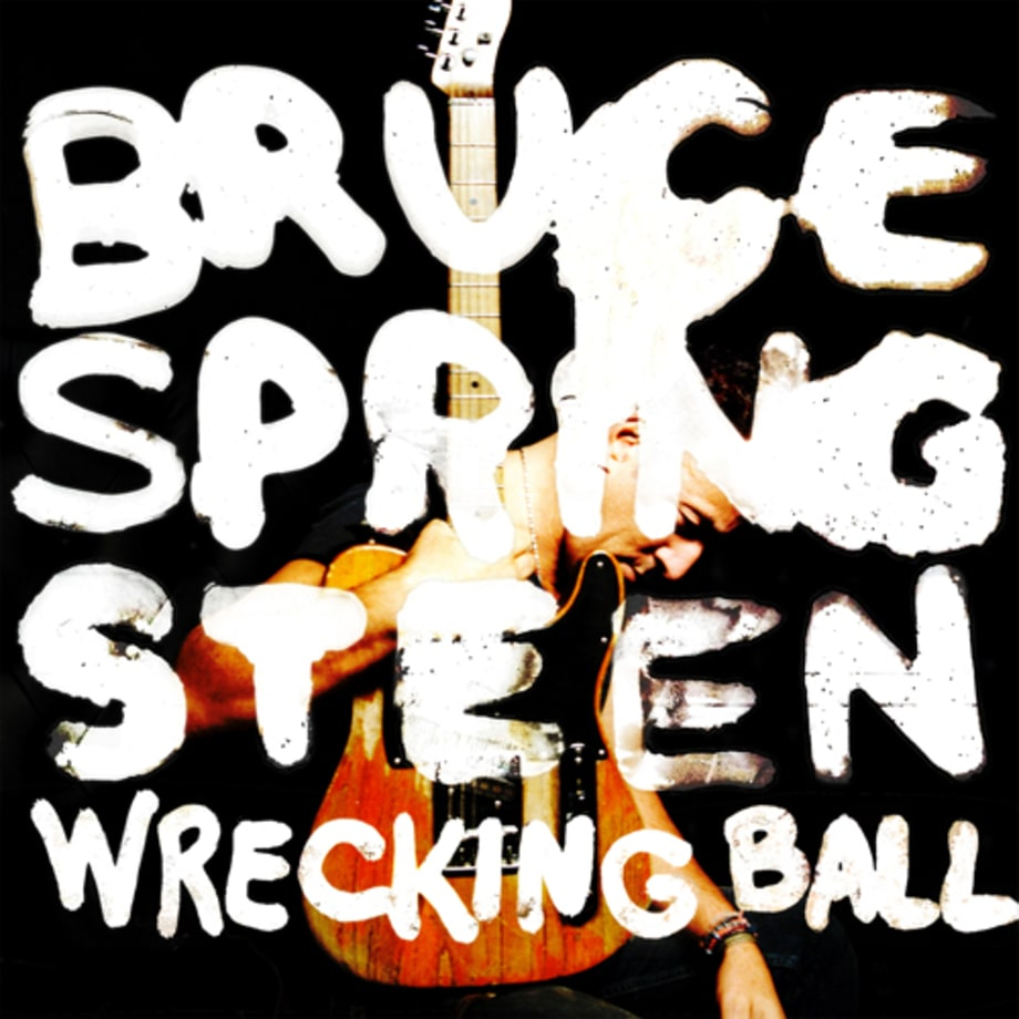 4. Bruce Springsteen, 'Wrecking Ball'