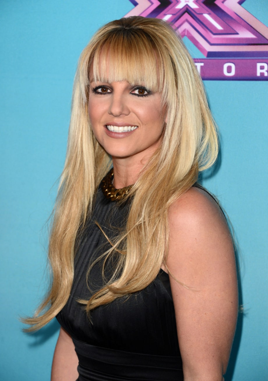 8. Britney Spears - Title Unknown