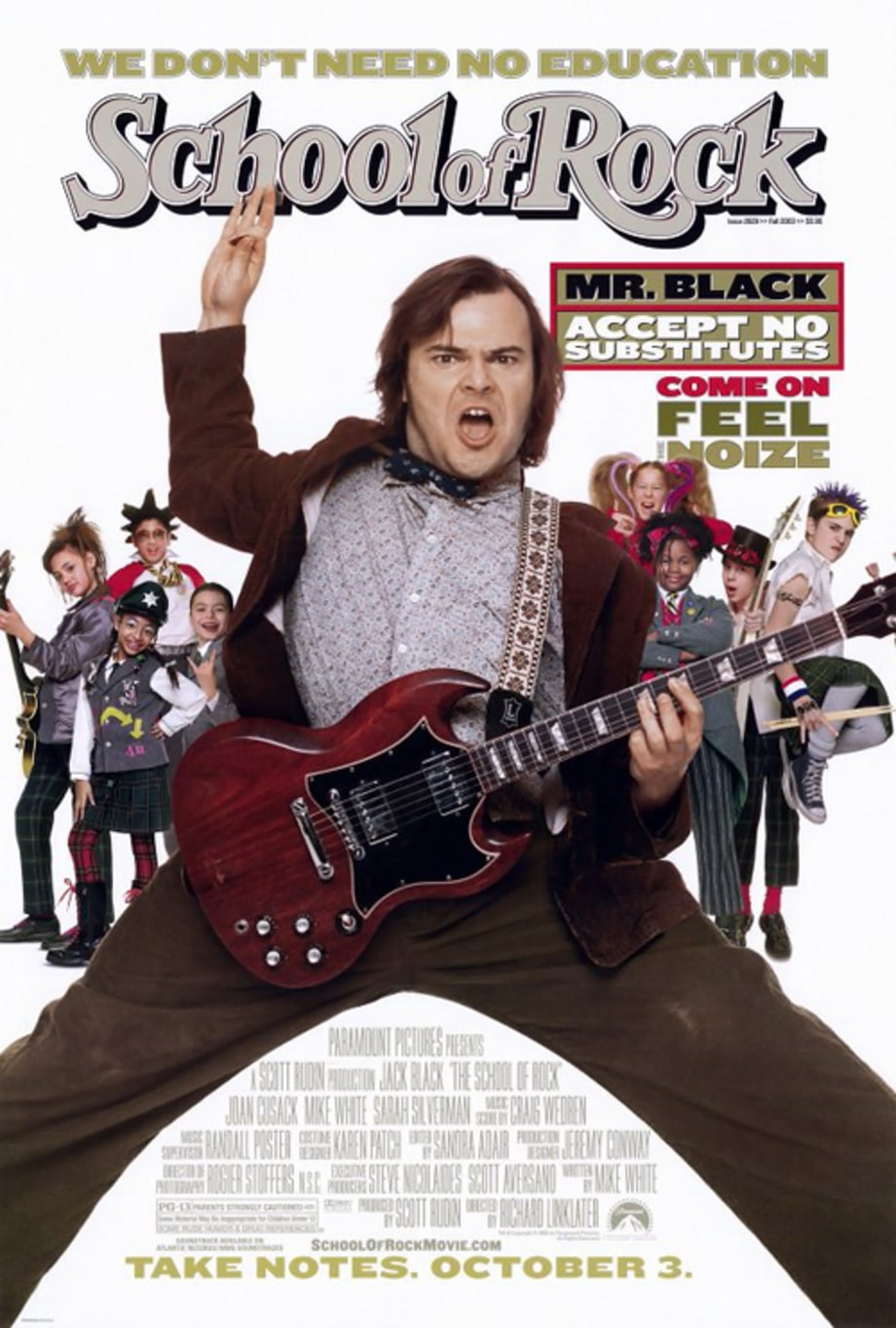 9. 'School of Rock'