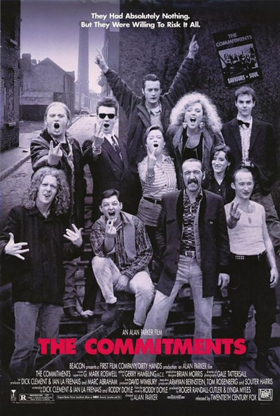 8. 'The Commitments'