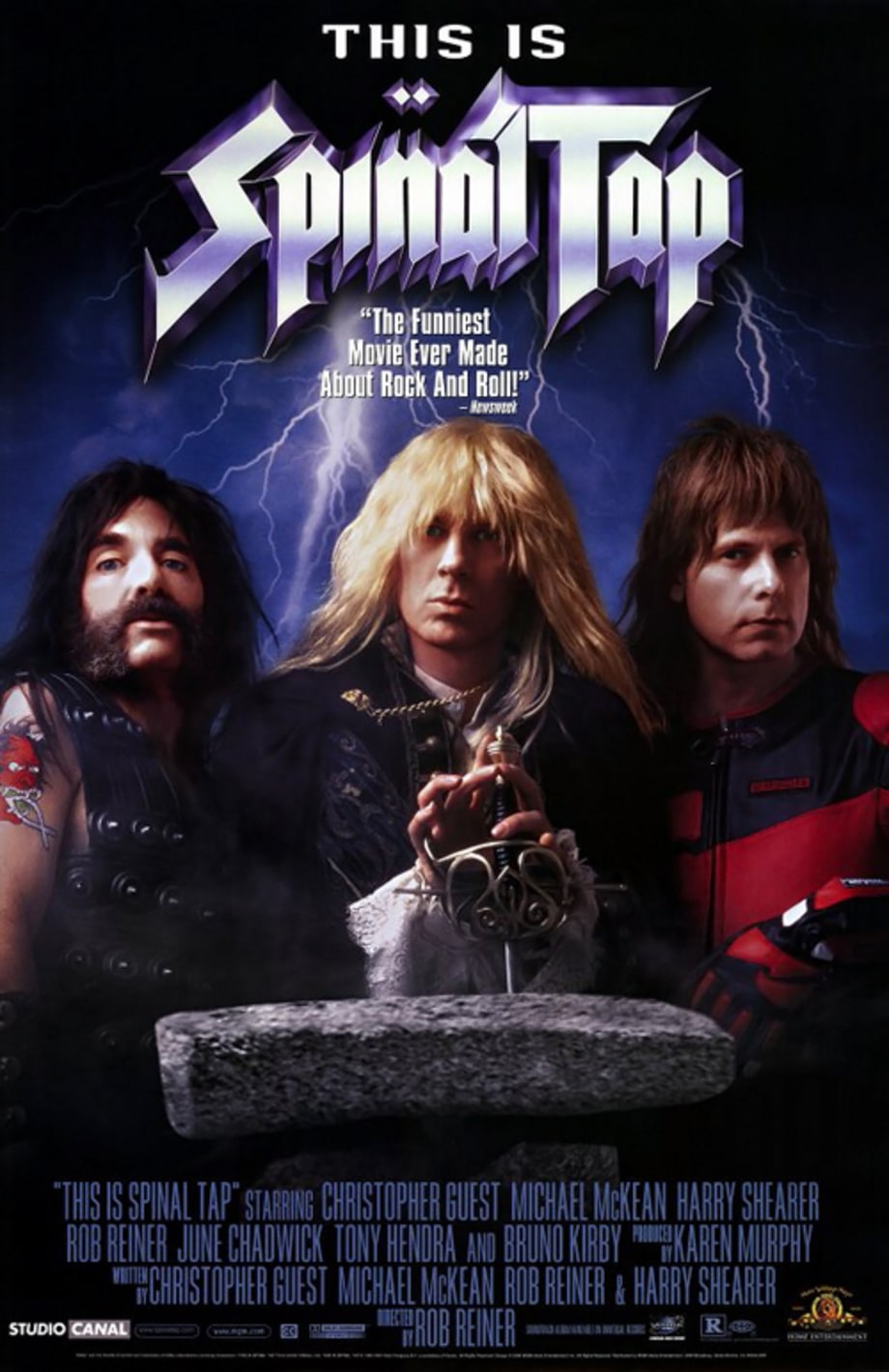 4. 'This Is Spinal Tap'