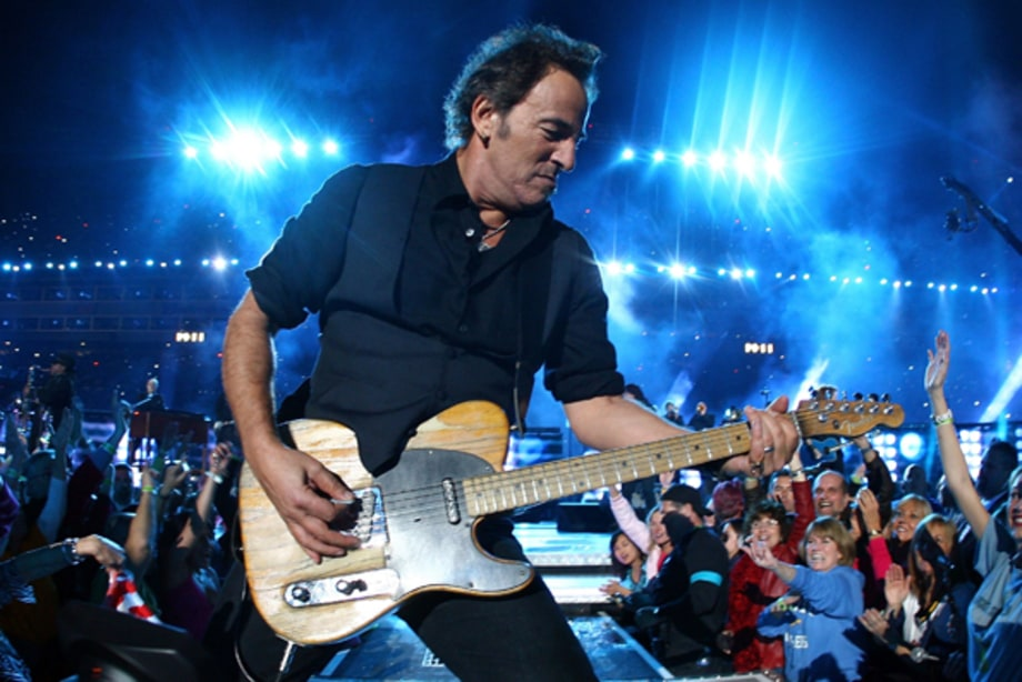 2. Bruce Springsteen and the E Street Band