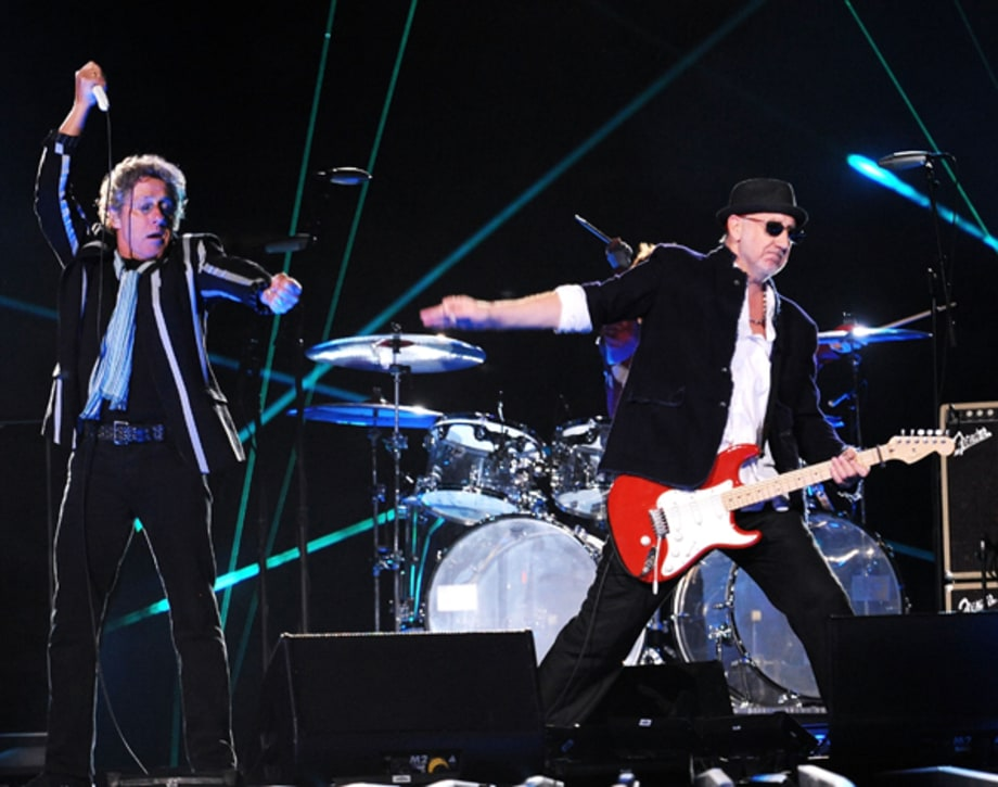 7. The Who