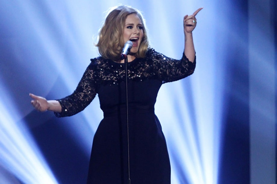 Who Should Win: Adele