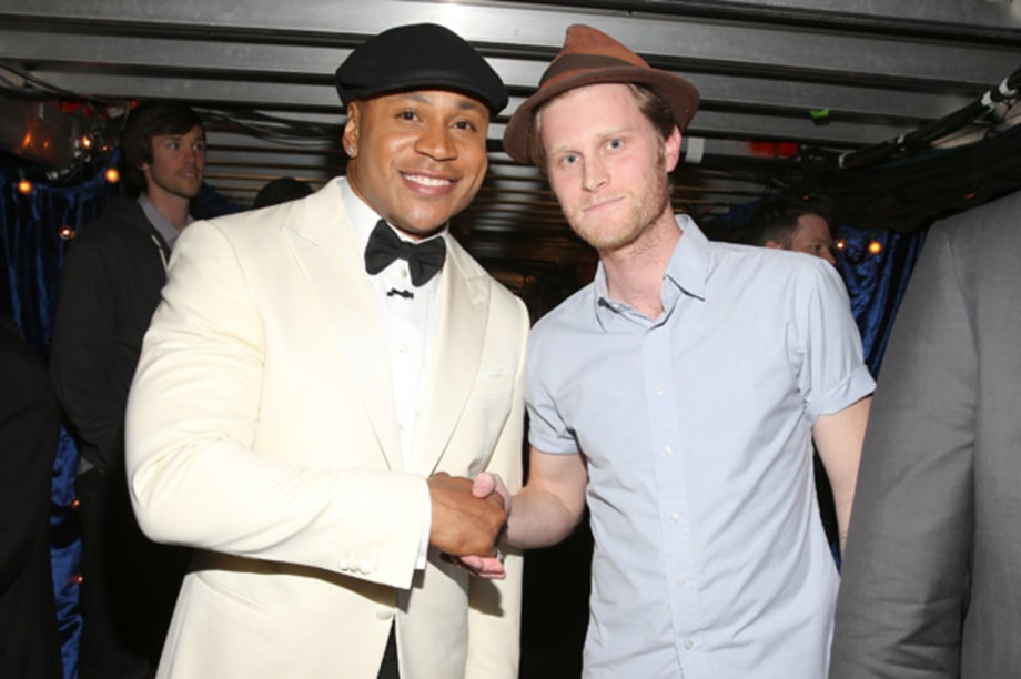 LL Cool J and Wesley Schultz