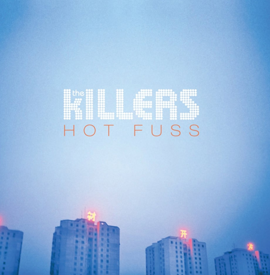 9. The Killers, 'Hot Fuss'