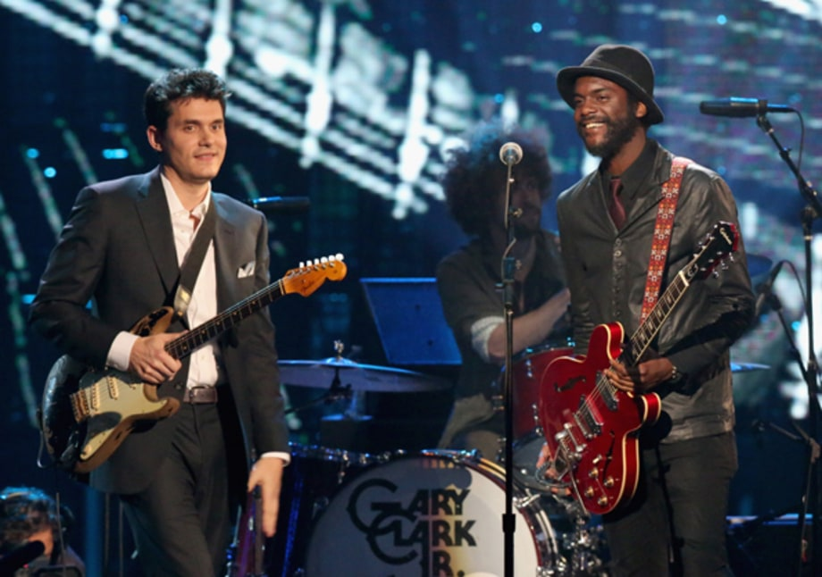 John Mayer and Gary Clark Jr.