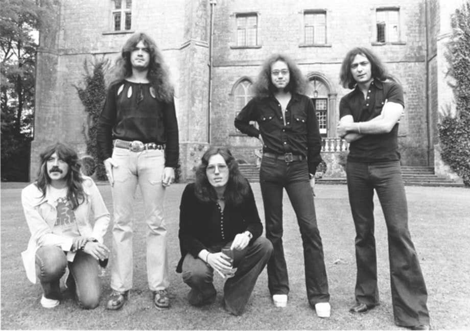 1. Deep Purple