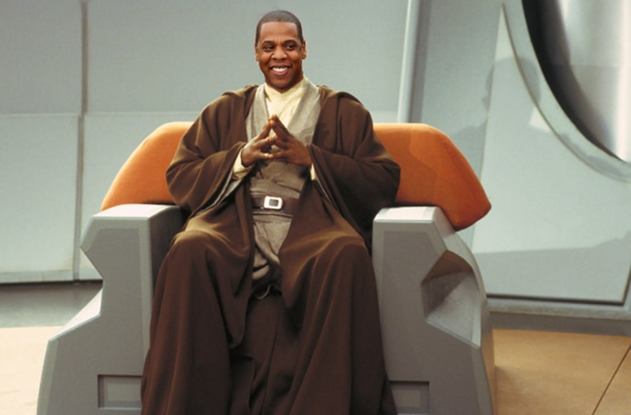 Jay-Z as Mace Windu