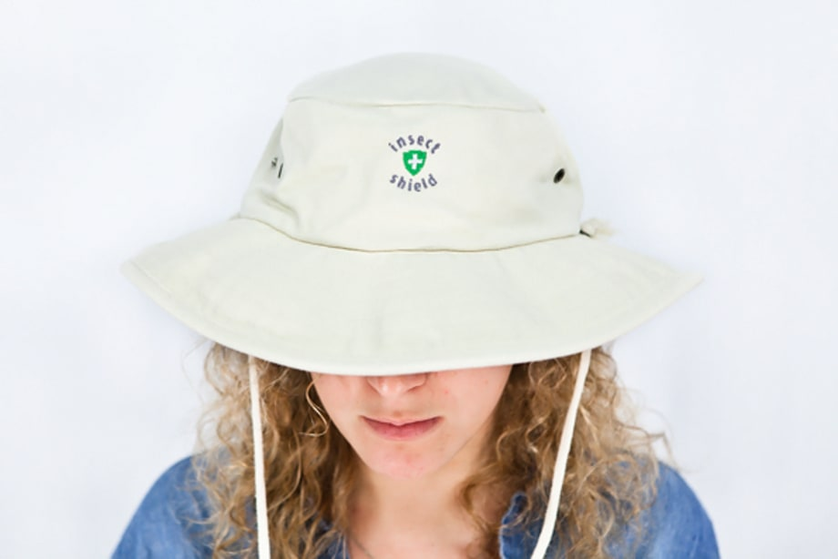 Insect Shield Canvas Sun Hat