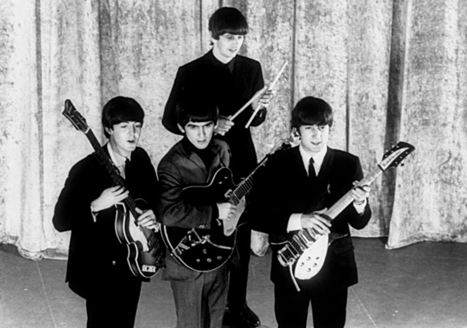 10. The Beatles