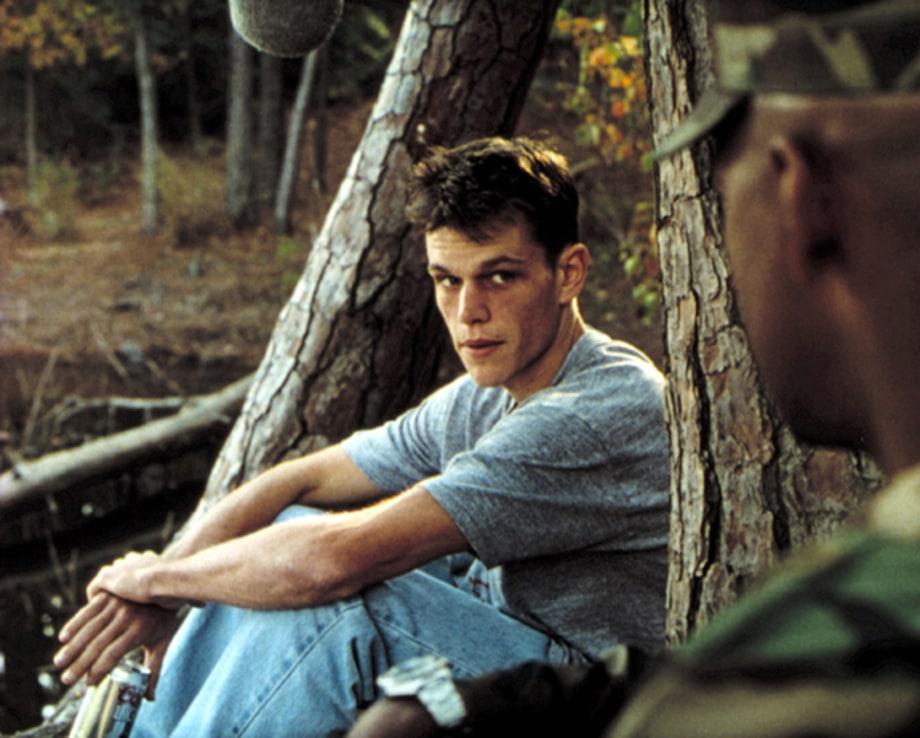 'Courage Under Fire'   Matt Damon's Physical Evolution ... Matt Damon Diet