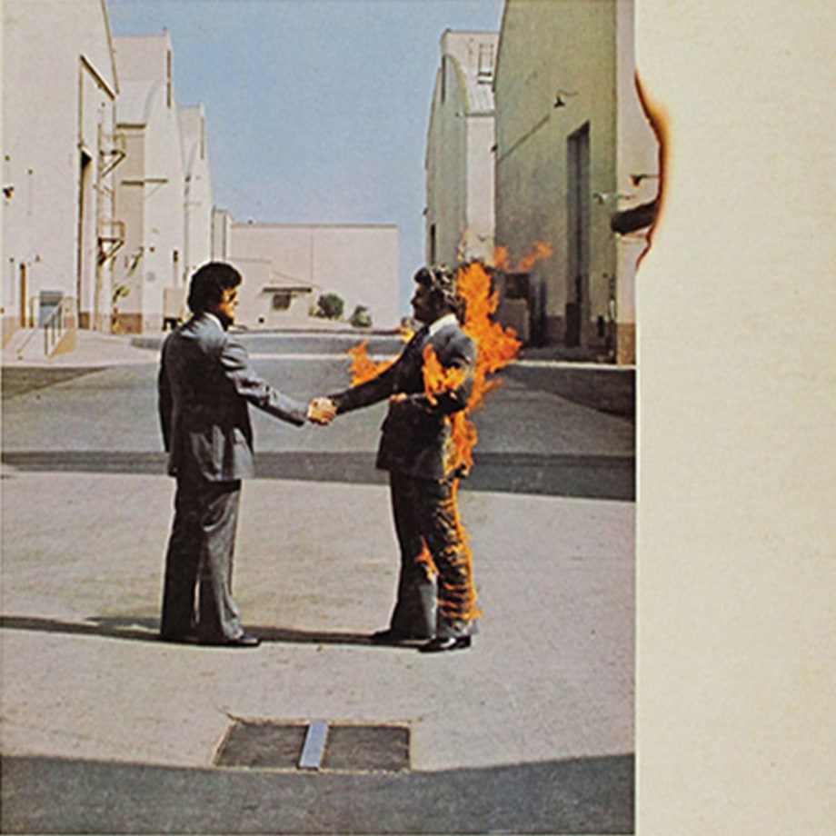 10. Pink Floyd, 'Wish You Were Here'