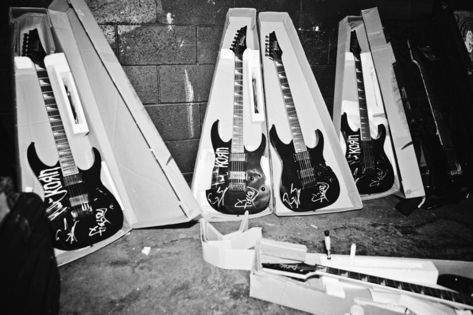 Signature Guitars