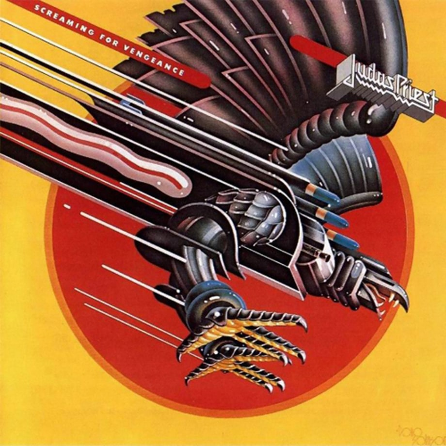 9. Judas Priest – 'Screaming for Vengeance'