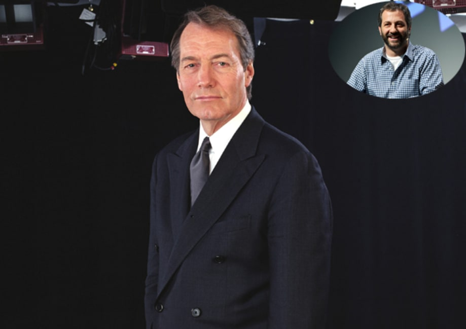 'Charlie Rose,' by 'Girls' Executive Producer Judd Apatow