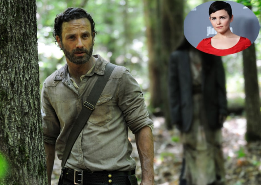 'The Walking Dead,' by 'Once Upon a Time' Star Ginnifer Goodwin