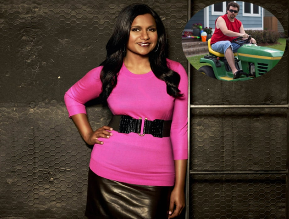 'Eastbound & Down,' by 'The Mindy Project' Star Mindy Kaling