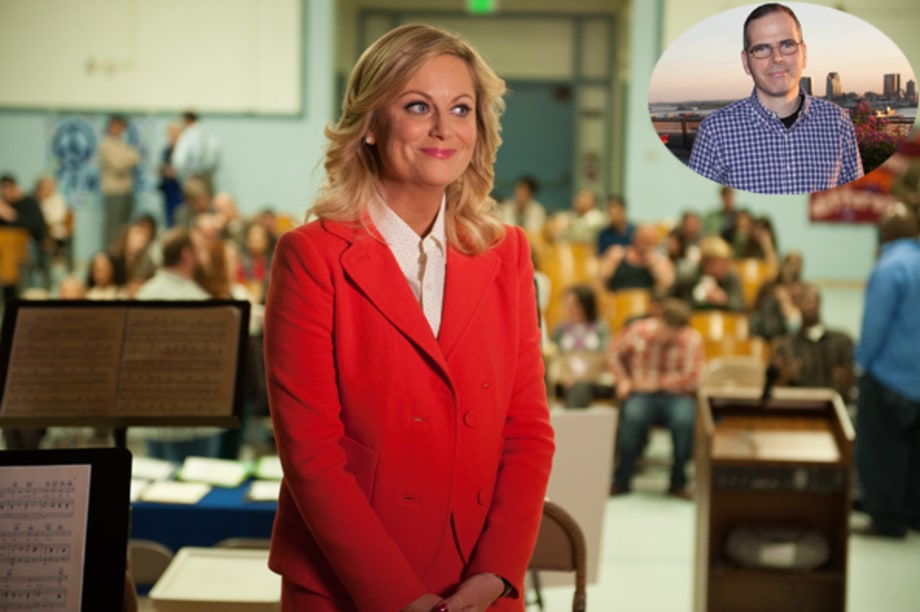 'Parks and Recreation,' by 'The Daily Show' Head Writer Tim Carvell