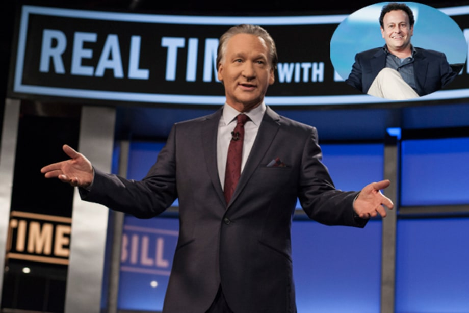 'Real Time With Bill Maher,' by 'Arrested Development' Creator Mitch Hurwitz