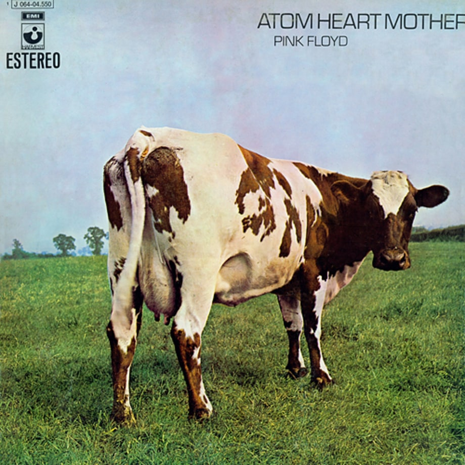 9. 'Atom Heart Mother'