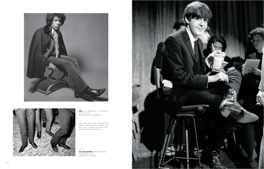 Beatle Boots Wild Style Inside John Varvatos Rock In