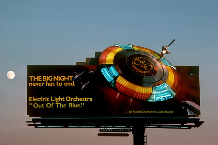 Electric Light Orchestra, 1977