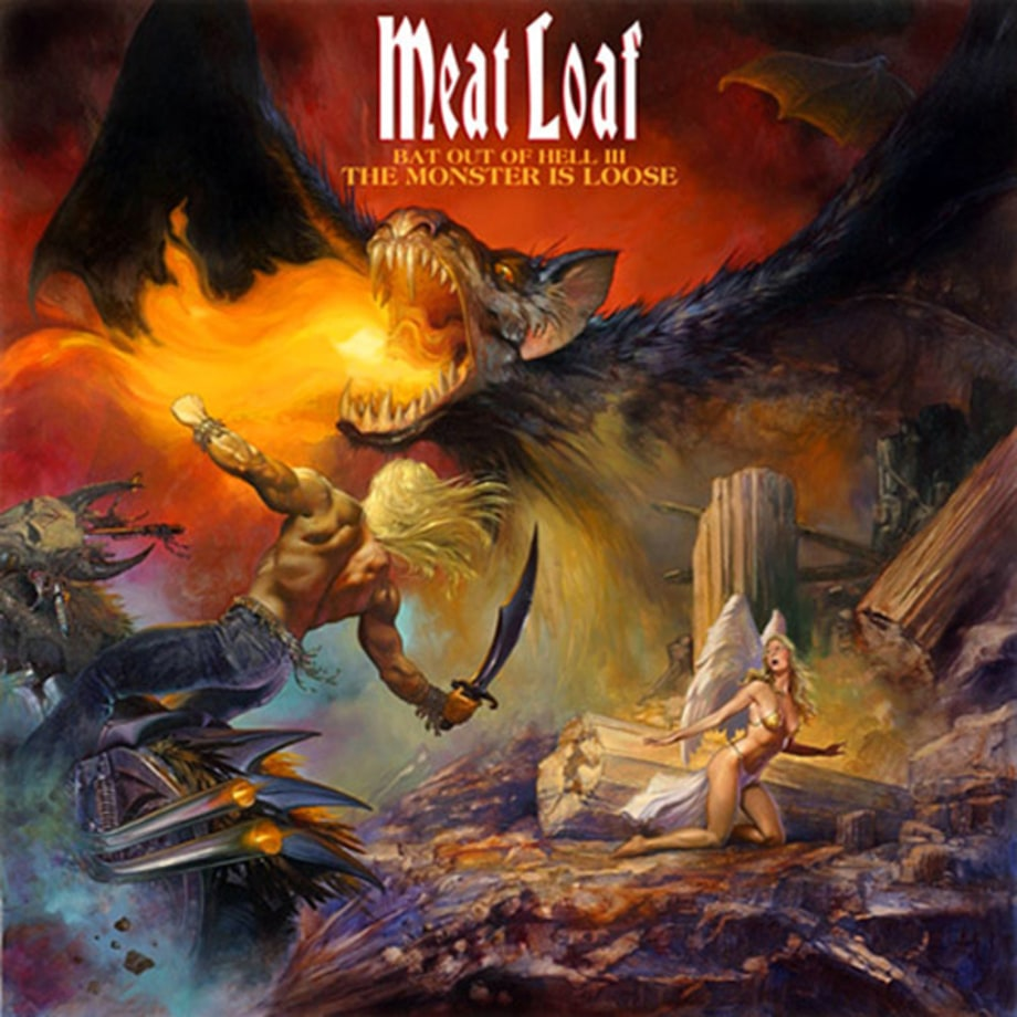 Meat Loaf - 'Bat Out of Hell III'