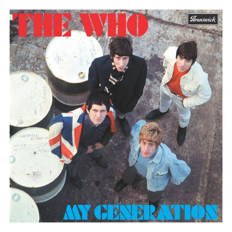 9. 'The Who Sings My Generation'
