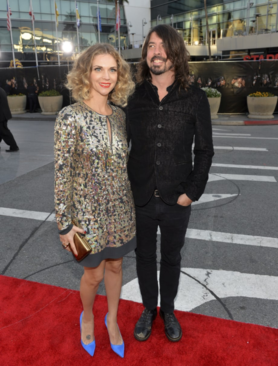 dave grohl and jordyn blum 2013 american music awards