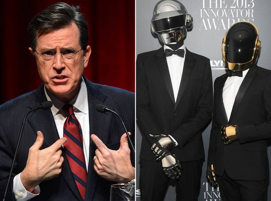 Stephen Colbert vs. MTV