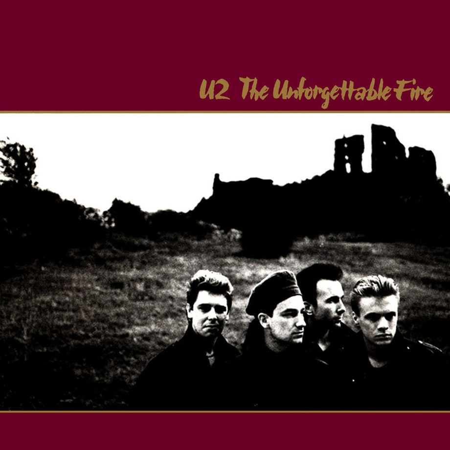 3 The Unforgettable Fire Readers Poll The 10