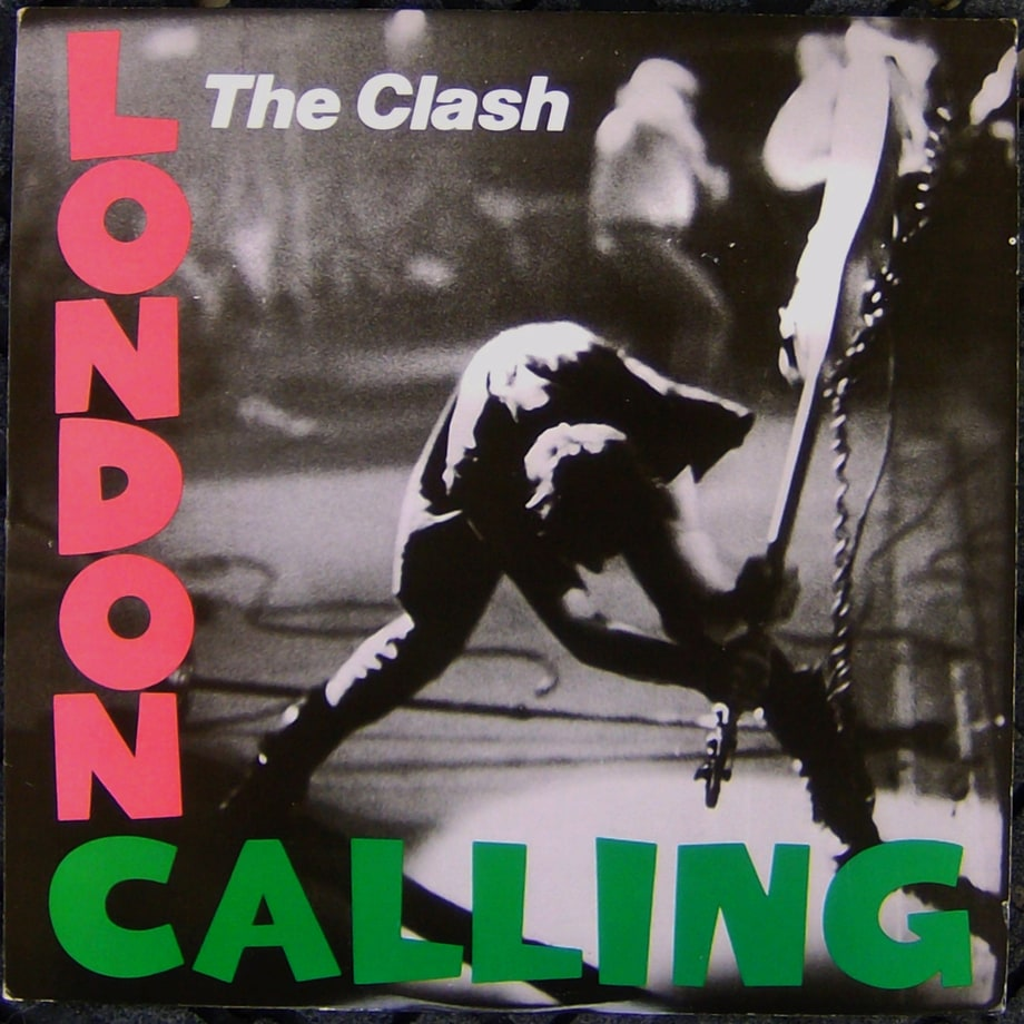 9. The Clash - 'London Calling'
