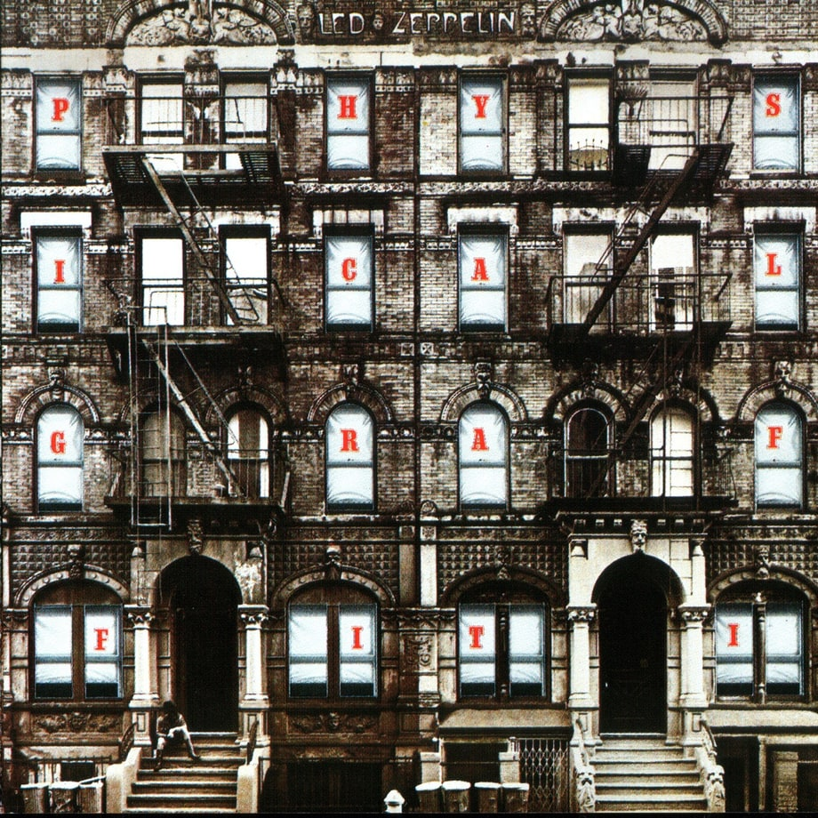 5. Led Zeppelin - 'Physical Graffiti'