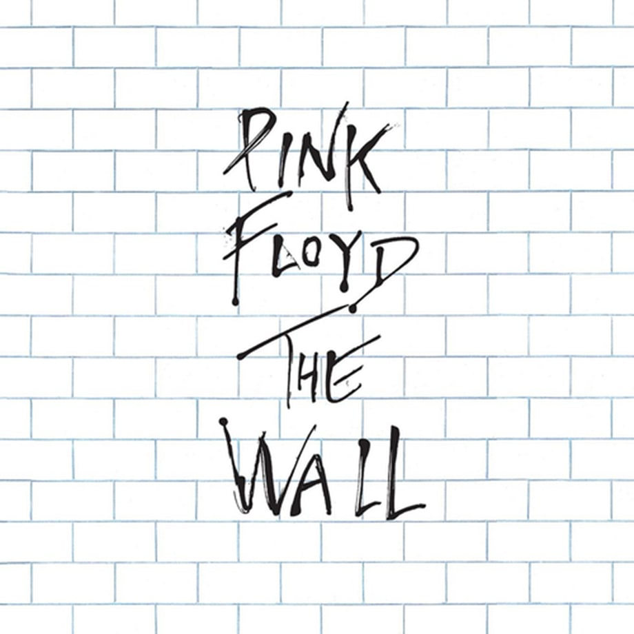 2. Pink Floyd - 'The Wall'