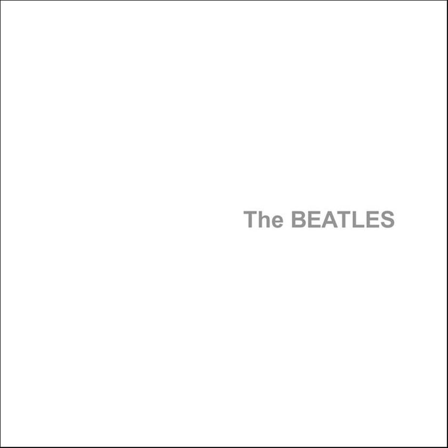 1. The Beatles - 'The White Album'