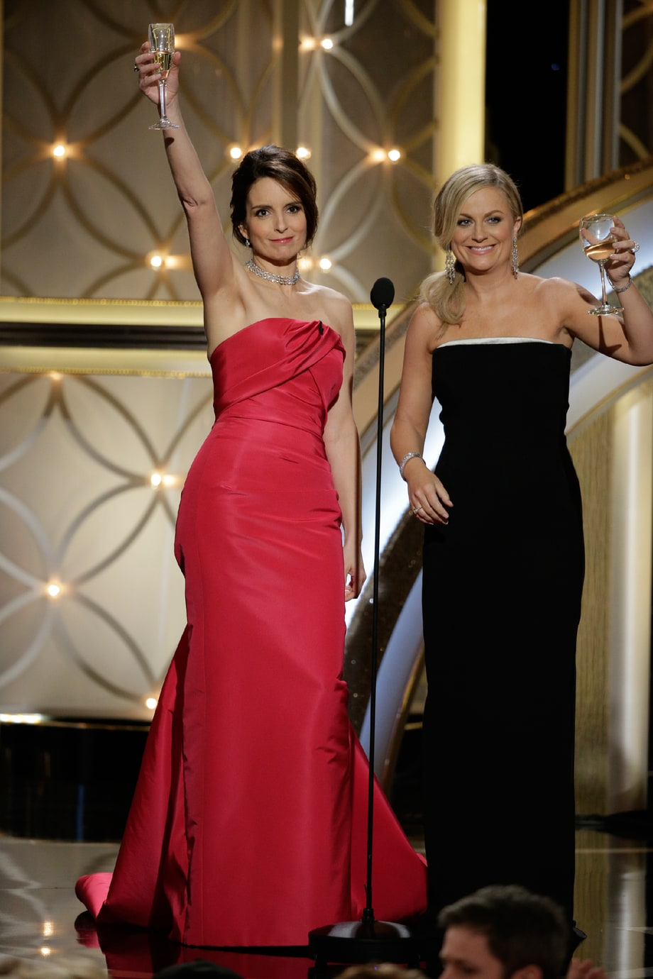 HIGH: Amy Poehler & Tina Fey Ruling Everything
