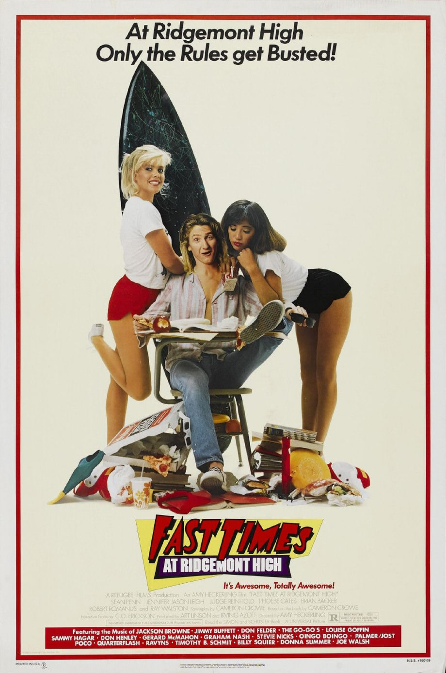 8. 'Fast Times at Ridgemont High'